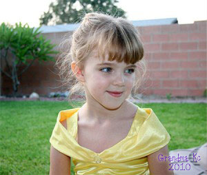 Princess Amara Belle