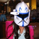 Grandma Kc as a Clone Trooper