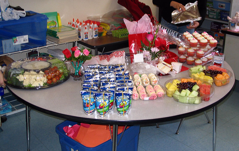 Valentine 39 s day in amara 39 s classroom happy valentine 39 s for Valentines day party foods