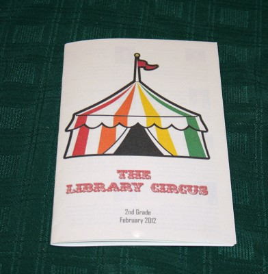 The Library Circus Program