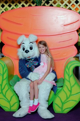 Amara and the Easter Bunny 2012