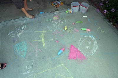 Chalk Art