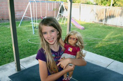 Meet Lily the American Girl Doll