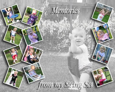 Memories on a Swing