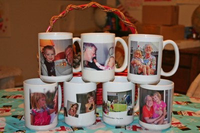 Grampy's Christmas Cup Collecton