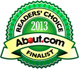 Readers&#039; Choice Finalist 2013