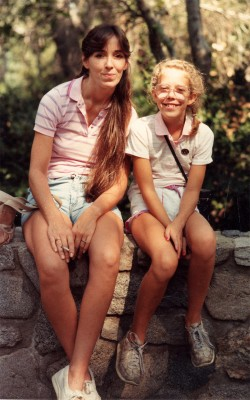 Jenna and Kc 1985