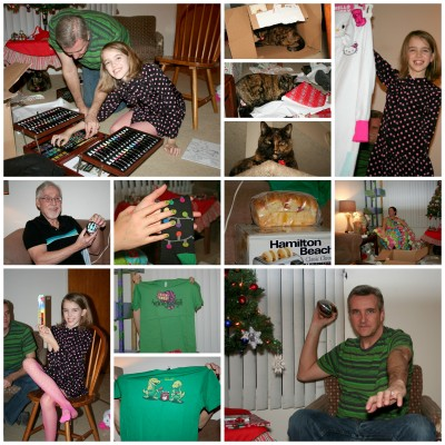 Christmas Eve Collage December 2013