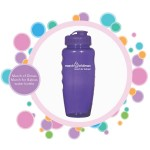 March of Dimes Water Bottle that Amara won in the raffle