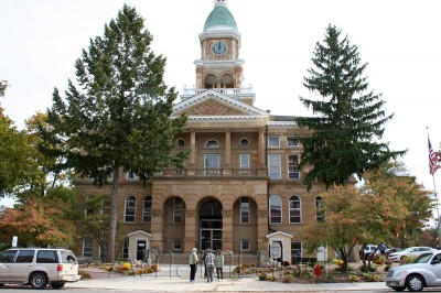Hillsdale County Courthouse 2012