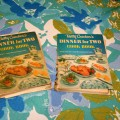 2 copies of Betty Crocker's Dinner for Two Cook Book