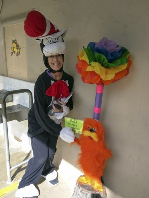 Cat in the Hat with the Lorax