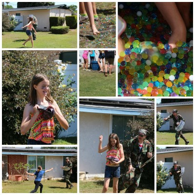 Orbeez Collage