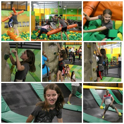 Rockin Jump Collage